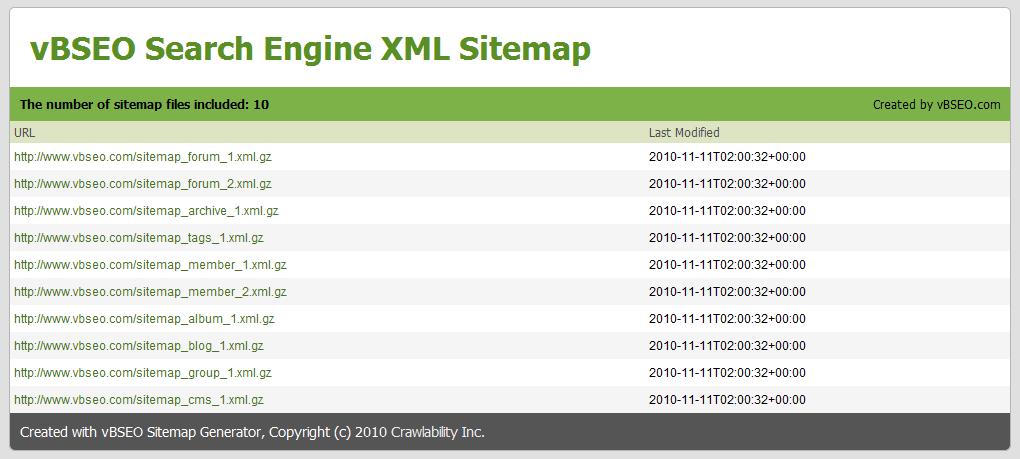 Скачать vbseo search engine xml sitemap 3 x Бормотухи НЕТ
